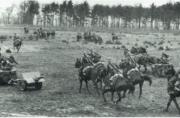 La cavalleria polacca contro i carri armati
